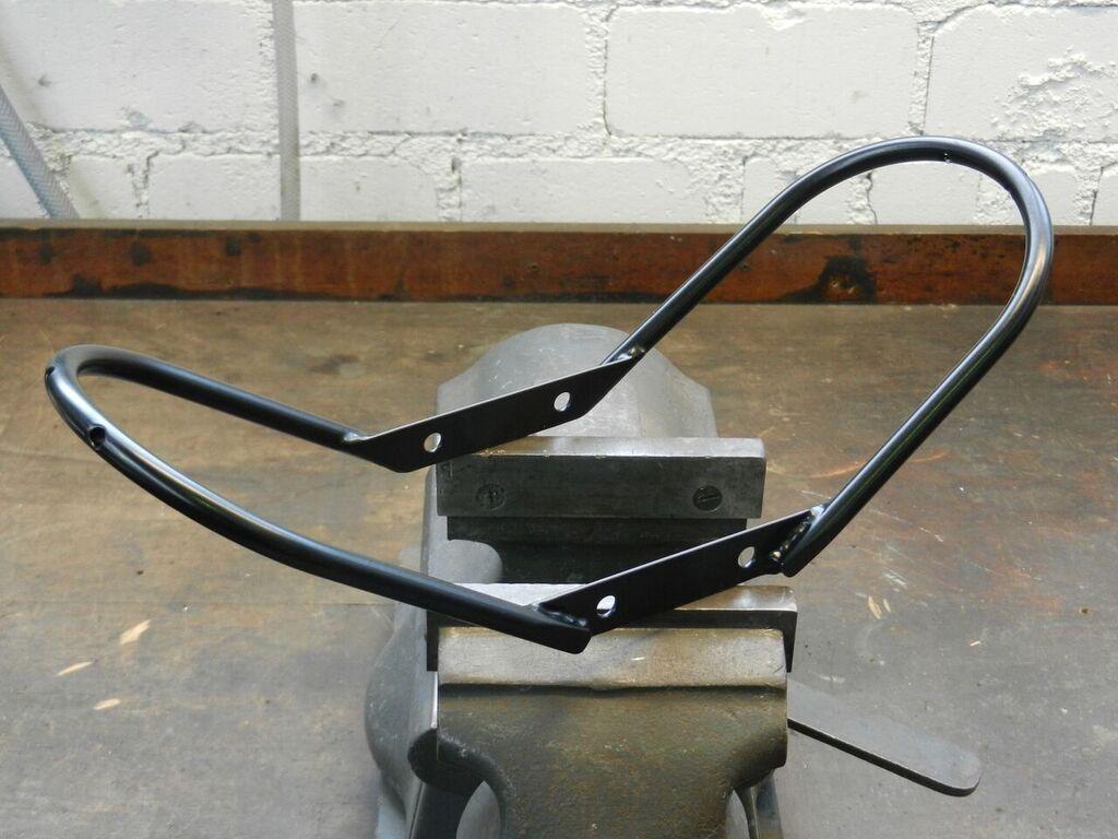 schutzblechhalterung sr 400 scrambler vorne benders. Black Bedroom Furniture Sets. Home Design Ideas