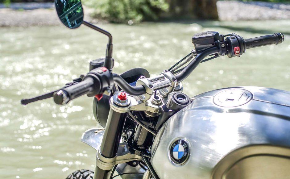 BMW R nineT Benduro
