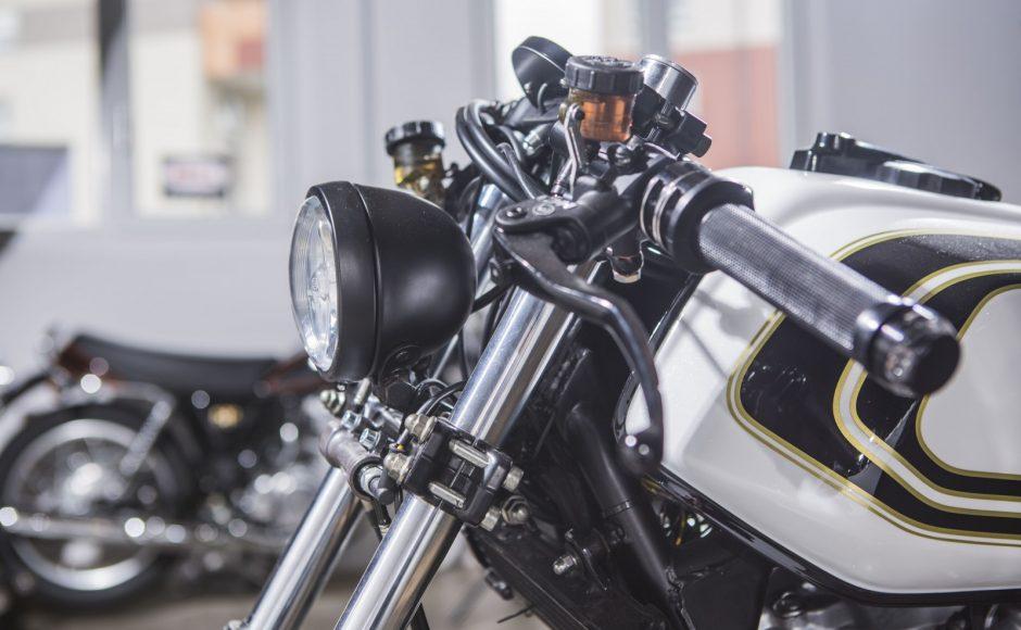 Honda CB 900 Boldorrad