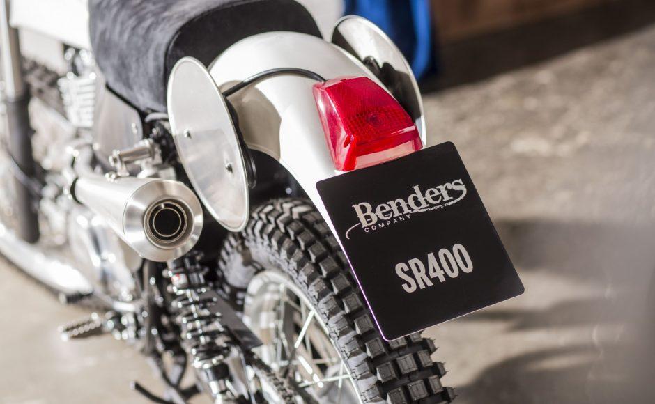 Yamaha SR 400 Seven days