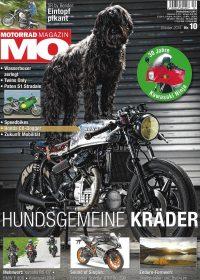 Benders in der Presse: Motorrad Magazin