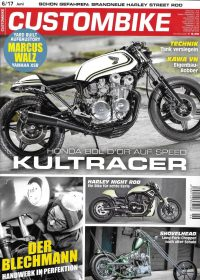 Benders in der Presse: Custombike