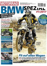 Benders in der Presse: BMW Special